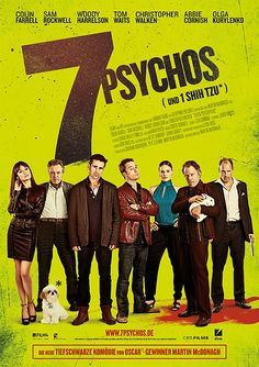 7 Psychos - Sehr lustiger Film!