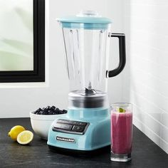 ice blue kitchenaid blender - Google Search