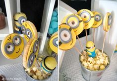 cookies  Details for this despicable me minions party