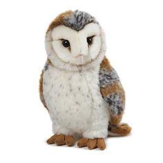"Webkinz Signature Barn Owl 10.5"" Plush Webkinz http://smile.amazon.com/dp/B00ABFRQX8/ref=cm_sw_r_pi_dp_6CQtwb0DJK5P7"