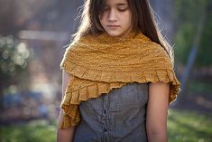 And So Are You shawl from Rosy Posy Designs. I may need to buy this pattern!