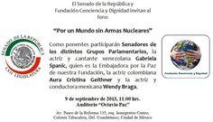 Gaby Spanic Embajadora de La Paz