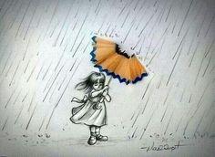 ilustraciones lluvía