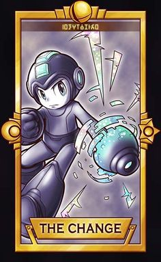 Mega Man - The Change by Quas-quas.deviantart.com on @DeviantArt
