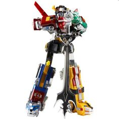 Toynami Voltron 30th Anniversary Collectors Set Discontinued by manufacturer >>> Click image to review more details.