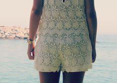 Streetstyle: zara jumpsuit #beautiful #fashionblogger