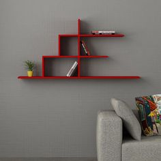 Cizgi No:2 Wall Shelf - Wondrous Furniture  - 4