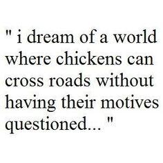 i dream of a world... - QS PRN
