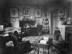 late 1860's - the Queen's Sitting Room