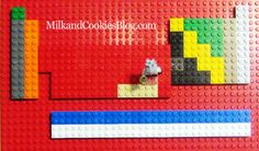Teaching With LEGO: Periodic Table of Elements