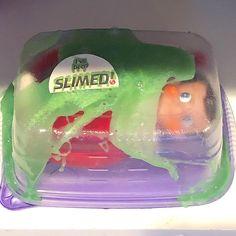 Slime.  Slime Recipe. Slime Supplies. Elf On The Shelf.  Santa's Elves.  Tradition. Christmas Fun.
