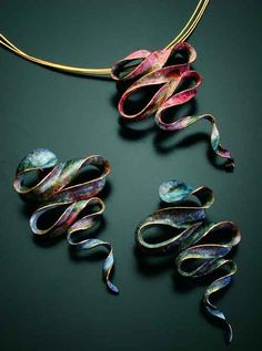 Michael Good Anticlastic Raising Designer Fine Jewelry