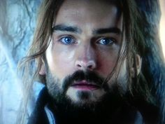 """Tom Mison as Icabod Crane from the TV Show """"Sleepy Hollow"""". Lost, broken, betrayed."""