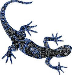 Lizard Tattoo Design Idea - Tattoo Design Ideas and Pictures - Zimbio
