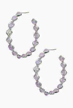 Simone Large Hoop Earrings