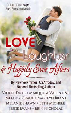 Love, Laughter, & Happily Ever Afters Cover Reveal & Giveaway