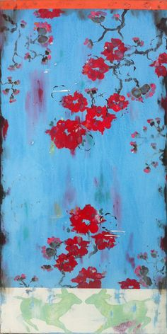 Kathe Fraga, Romantic Paintings Inspired by France