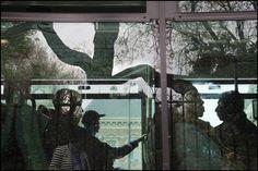 Gueorgui Pinkhassov à la Magnum Gallery -