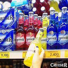 #Cruiser #크루저 #Wine #RTD