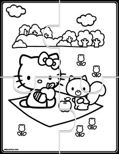 31 best Jigsaw Puzzles | 4 Piece Black & White images on Pinterest ...