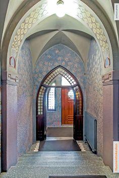 Myydään kerrostalo 5 h, k, kh, 2 erill wc, parveke 209 m² Ullankatu 3, Helsinki (Ullanlinna) | Huoneistokeskus