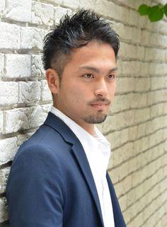 今市隆二風 メンズツーブロック 【RED☆HOT】 http://beautynavi.woman.excite.co.jp/salon/21366?pint ≪ #menshair #menshairstyle・メンズ・ヘアスタイル・髪形・髪型≫