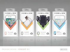 Packaging Design design (Design #1652127) submitted to Mobile phone accessories (Closed)