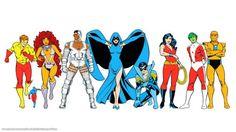 Teen Titans - Jose Luis Garcia Lopez