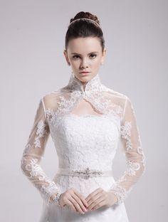 Wanlu Bridal Jacket Gia