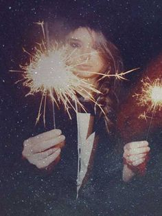 Sparks Fly Wildfox Couture Night Photgraphy