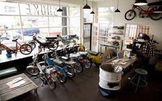 Choke Motorcycle Shop