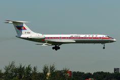 Air Koryo Tupolev Tu-134B-3 P-814  CN 66368   Flickr - Photo Sharing!