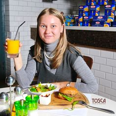 #Tosca #italian #cuisine #burger #yummy #instamood #instagram #aztagram