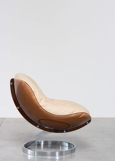 Boris Tabacoff Sphere lounge chair Mobilier Modulaire Moderne