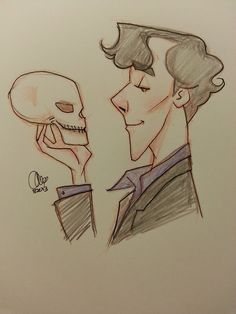 """I have missed you, my friend."" Sherlock returns to Baker Street and greets an old friend. Well, when I say....."