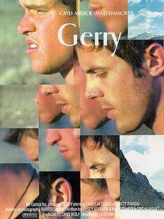 Gerry ~ Matt Damon & Casey Affleck