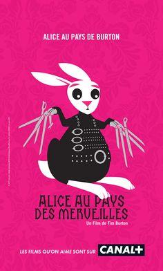 Alice aux pays des merveilles, Burton