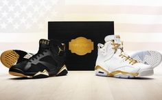 Air Jordan 6 7 Golden Moments Pack Officially Unveiled - this might be the best pack i've seen; the white kills it though