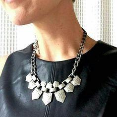 Wearing a strong piece of jewelry makes me feel like I'm wearing #armor! www.esbejewelry.com #eSBeDESIGNS #statementjewelry #StylistID246142 #taniedra4esbe