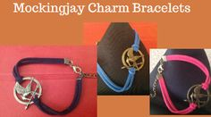 Here are three Mockingjay Charm Bracelets to choose from at only $6.95 they are a wonderful gift for any Hunger Games fan