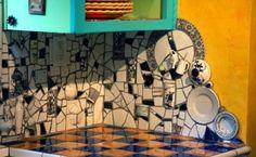 Ня картинки - Мозаика на Кухне Своими Руками - Няшки