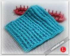Newest Cost-Free loom knitting squares Suggestions Textured Stripes Square. Newest Cost-Free loom knitting squares Suggestions Textured Stripes Square. Fre… Newest Cost-Free loom kn Round Loom Knitting, Knitting Squares, Loom Knitting Stitches, Knifty Knitter, Loom Knitting Projects, Free Knitting, Knitting Tutorials, Vintage Knitting, Loom Knitting For Beginners