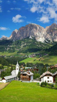 Val Badia, Italy