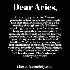 Thats how we are misunderstood. Some take us and our protective nature for granted and some dont even care about what we go through to protect them. Its us who help ourselves but still we protect our loved ones. Aries Taurus Cusp, Aries Zodiac Facts, Aries Love, Aries Astrology, Aries Sign, Aries Horoscope, My Zodiac Sign, Zodiac Quotes, Aries Quotes Love