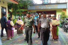 Tribratanewsmagelangkota.com – Kepala Kepolisian Resor Magelang Kota Jawa Tengah Ajun Komisaris Besar Polisi Edi Purwanto SIK MH mengikuti