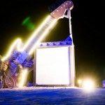 Photos of Burning Man 2012 Fertility 2.0 by The Blight's Neil Girling
