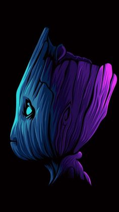 groot minimal wallpaper for android and ios devices. visit for tech related stuff. Baby Groot, Galaxy Wallpaper, Disney Wallpaper, Wall Wallpaper, Black Wallpaper, Wallpaper Backgrounds, 3d Wallpaper Android, Minecraft Wallpaper, Wallpaper Samsung