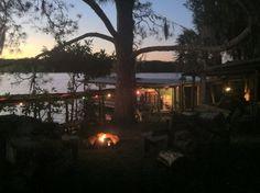 Stegbone's Fish Camp, Satsuma in between St. Augustine and Daytona.