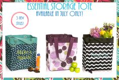 Put everything from snacks to books to groceries in this $5 #essentialtote or carry it as #everydaybag #julyspecial