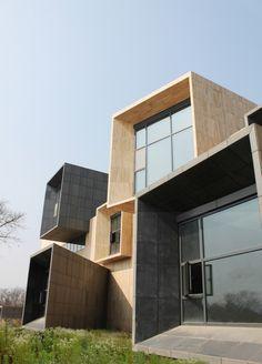 #architecture : Xixi Wetland Art Village / Wang Weijen Architecture